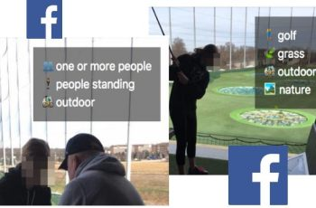 See Image Tags that Facebook Automatically Generates for Images