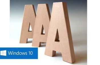 Correct Spelling of Words Automatically in any Application of Windows 10