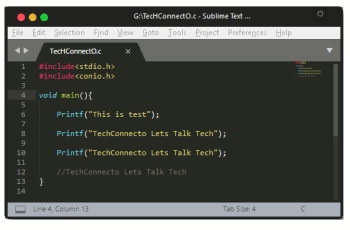 How to Add MAC OS X like Overlay on Sublime Text for Windows