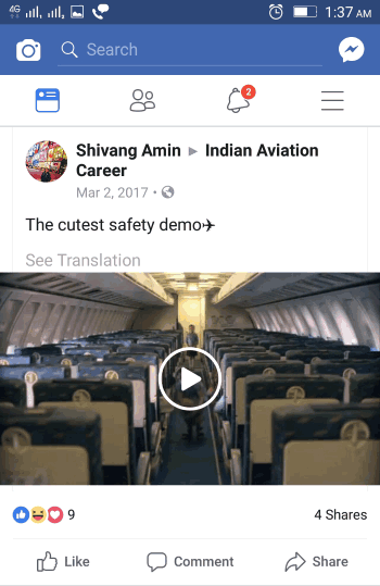 How to Watch Facebook Videos Outside of Facebook App on Android
