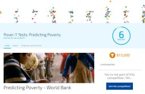 Worldbank and Drivendata data science competion