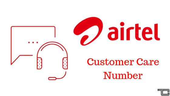 Airtel DTH Customer Care Number