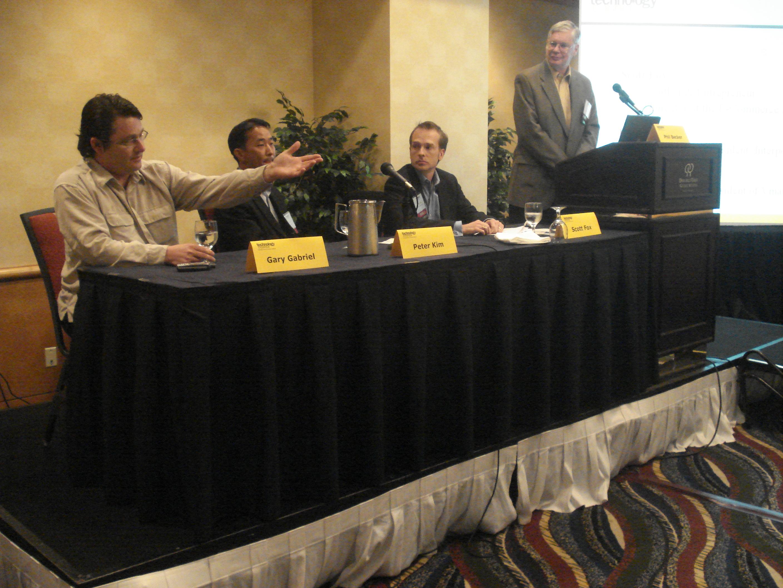 Gary Gabriel, Peter Kim, Scott Fox, Phil Becker