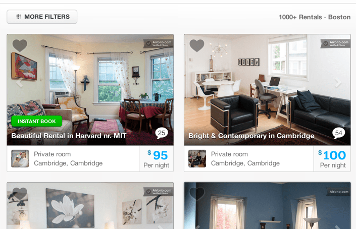 Image result for Boston Airbnb