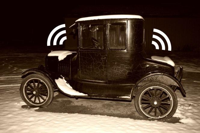 2018 Nissan Armada Wifi