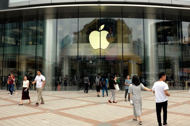 Apple cracks down on gambling apps in China