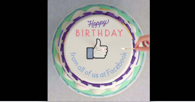 Facebook Tightens Iron Grip On Birthdays With Recap Videos Techcrunch
