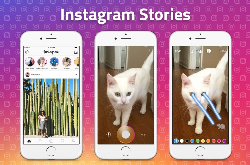 """Instagram launches """"Stories,"""" a Snapchatty feature for imperfect sharing 