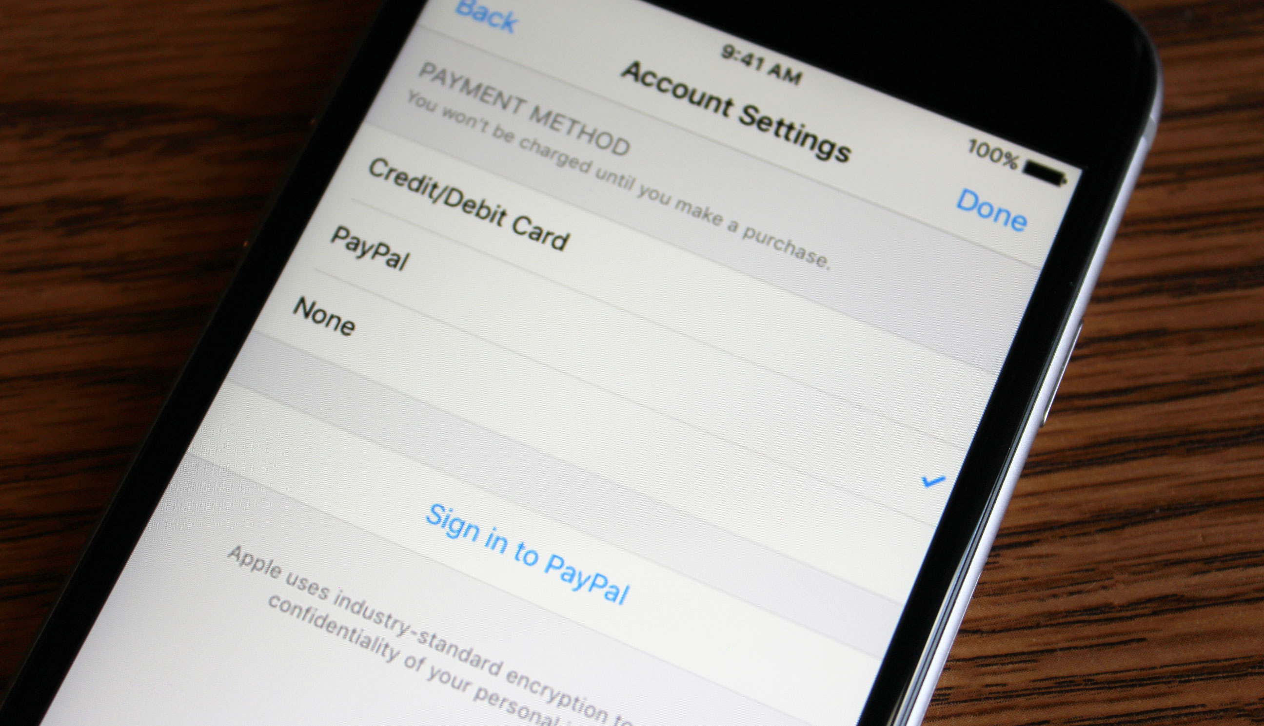 PayPal expands Apple integration  will become a payment option in 11     paypal apple payment ios