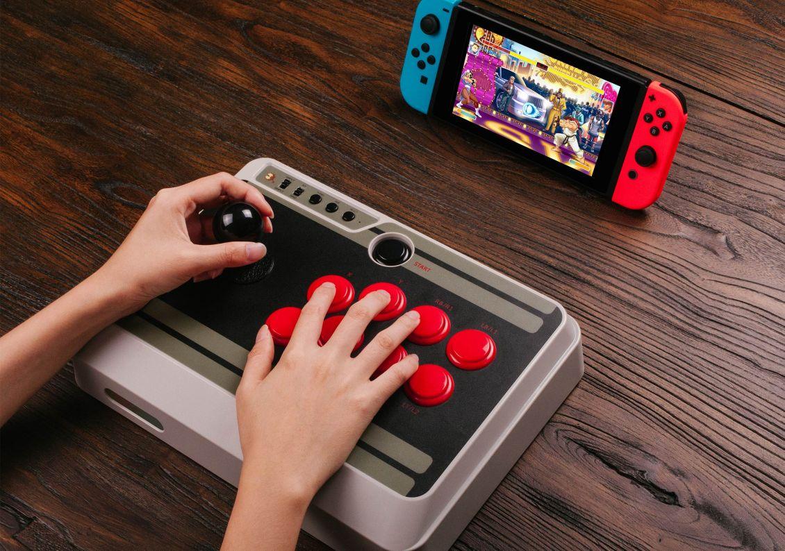 NES30 Arcade Stick 1