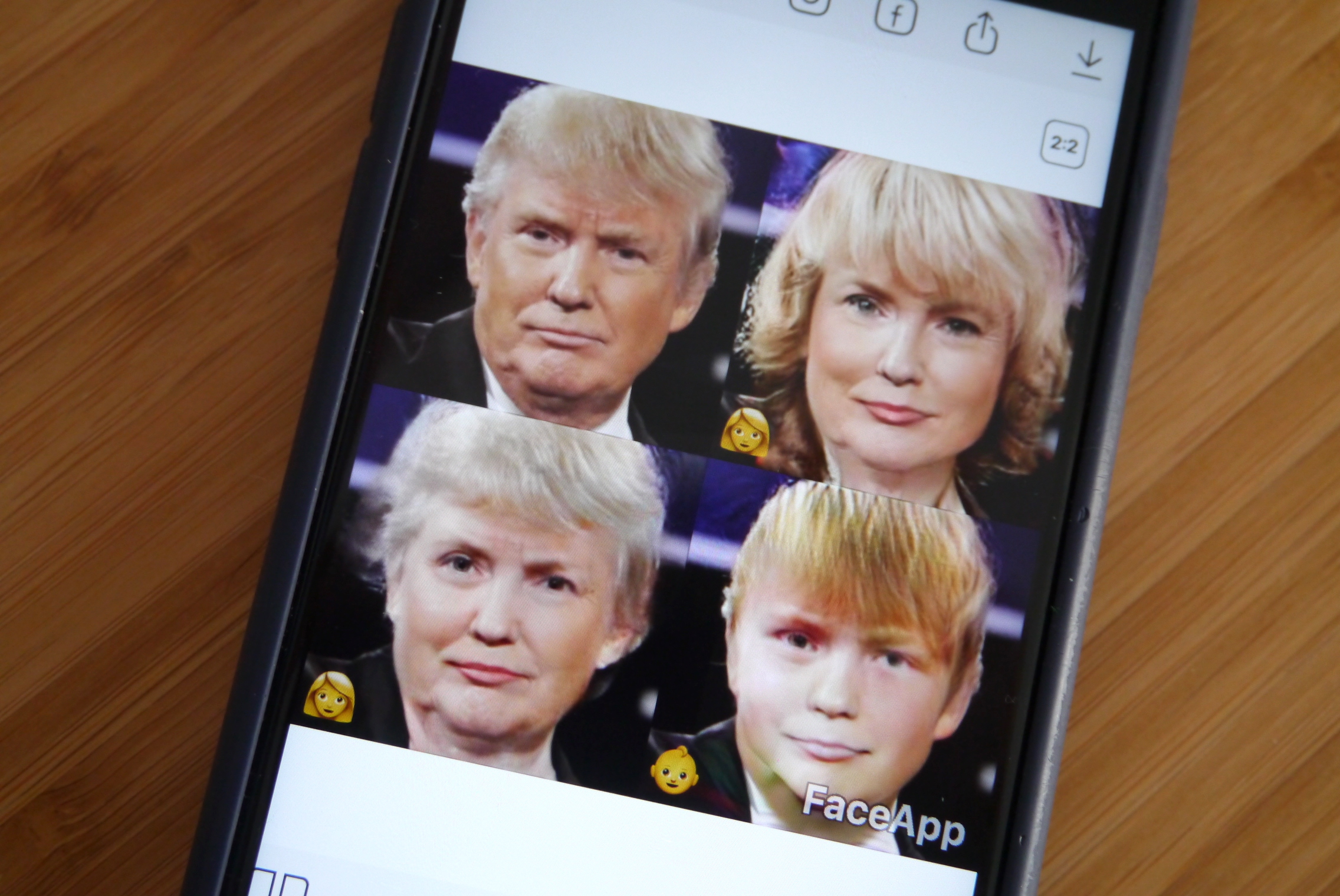 AI picture editor FaceApp goes viral once more on iOS, raises