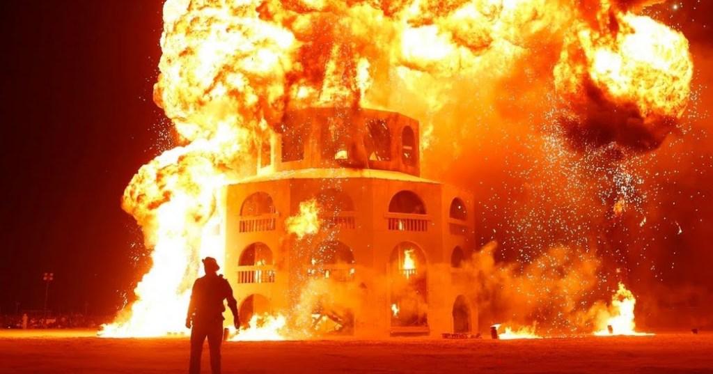 burning man 2012 jim urquhart reuters