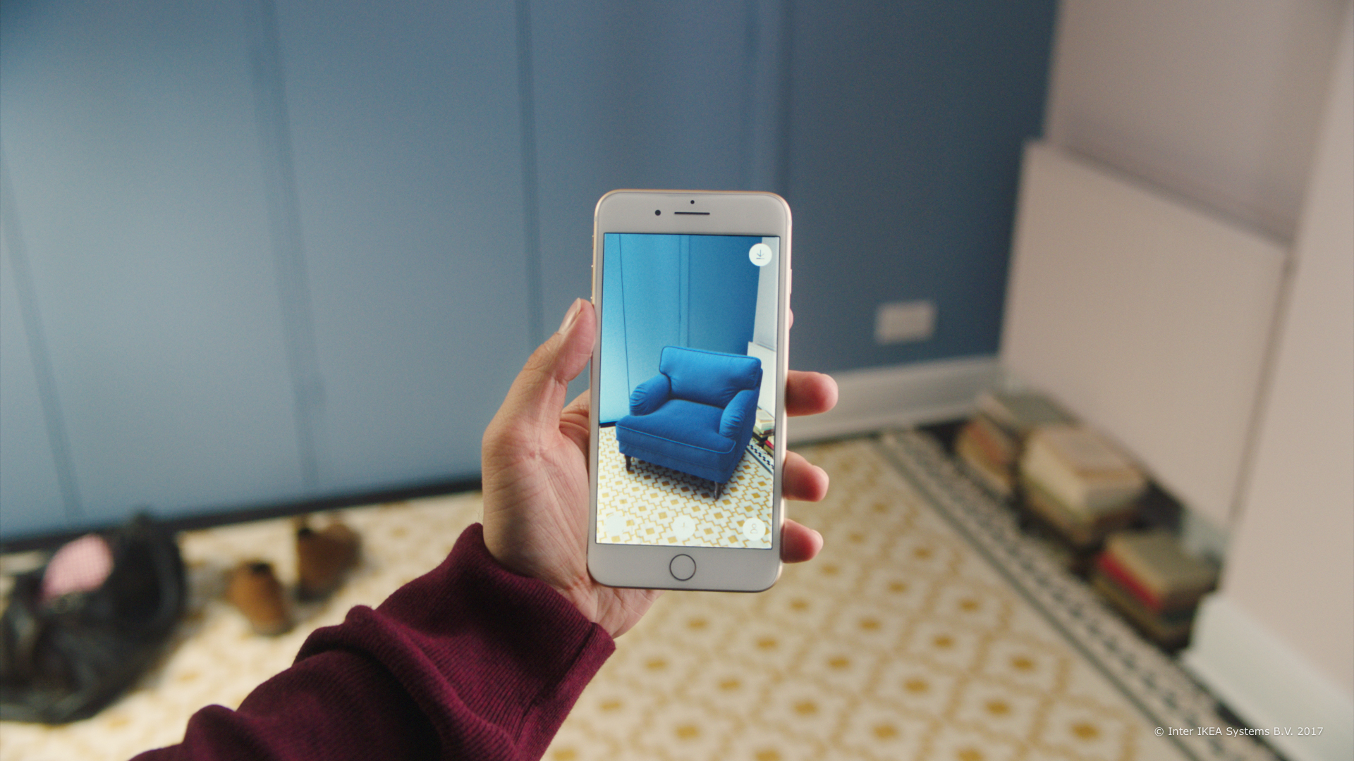 Ikea Place The Retailers First Arkit App Creates Lifelike