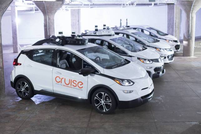 In recruiting win, GM's Cruise employees offered equity in Cruise