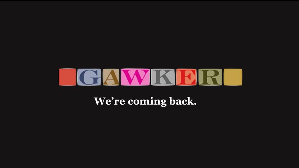 Save Gawker