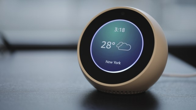 Amazon's Echo Spot is apparently free right now (Update: aaand it's gone)