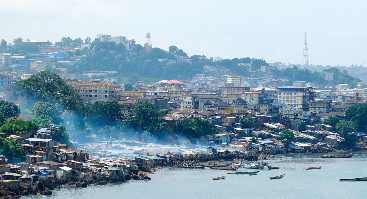 Sierra Leone just ran the first blockchain-based election