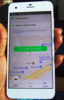 Uber and Taxify are going head-to-head to digitize Africa's two