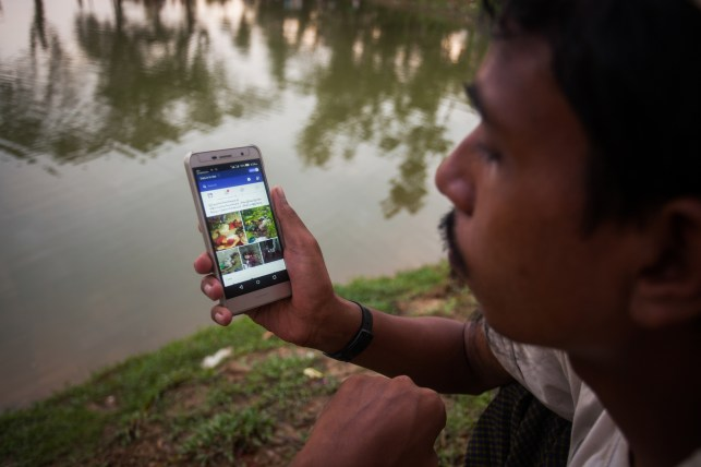 Facebook bans Myanmar military accounts for 'enabling human rights abuses'