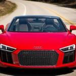 Review A Week In An Audi R8 Spyder An Everyday Supercar Techcrunch