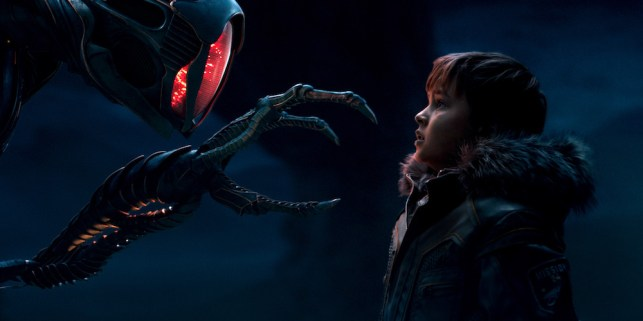 Lost in Space is coming back for a second season