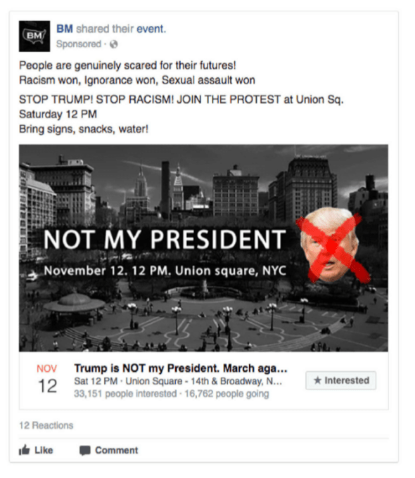 What we can learn from the 3,500 Russian Facebook ads meant to stir up U.S. politics
