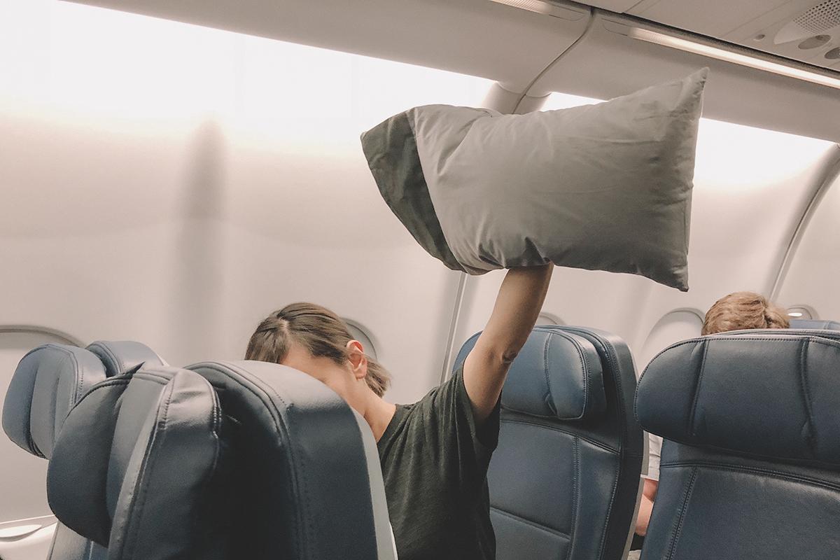 casper launches a 35 nap pillow for