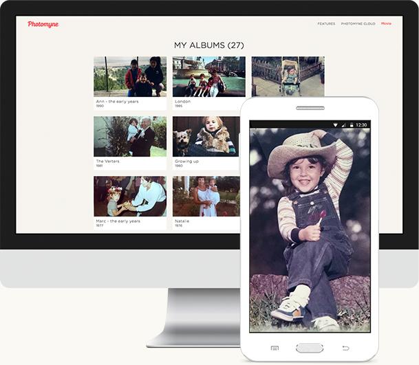 Photomyne raises  million for its A.I.-powered photo scanning app