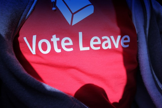 It's official: Brexit campaign broke the law — with social media's help