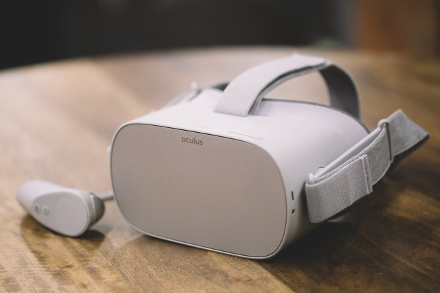 90a2fb50f8e9 YouTube VR finally lands on the Oculus Go – TechCrunch