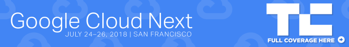 google cloud next 2018 banner - Google brings its search technology to the enterprise