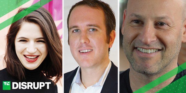 Joseph Lubin, Amanda Gutterman and Sam Cassatt from Consensys to speak at Disrupt SF