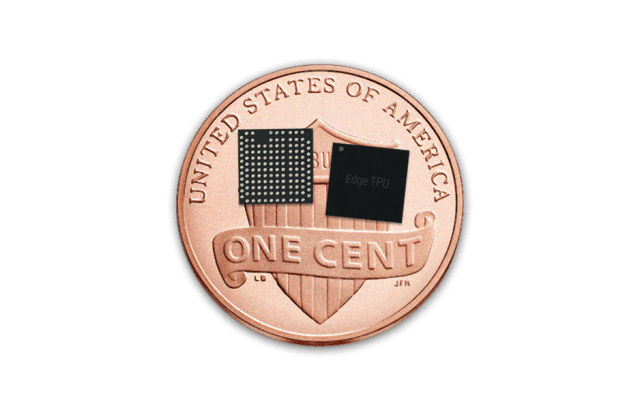 Google is making a fast specialized TPU chip for edge devices and a