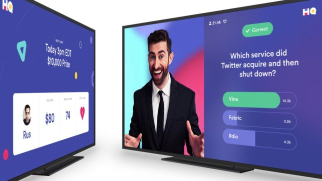 HQ Trivia downloads spiral downward as it hits Apple TV