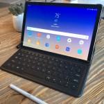 8月10日出荷のGalaxy Tab S4を解剖する――Samsungはタブレットとノートの完璧な2役を期待