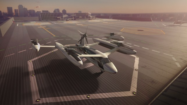 UberAIR to take flight with help from UT Austin and U.S. Army Research Labs