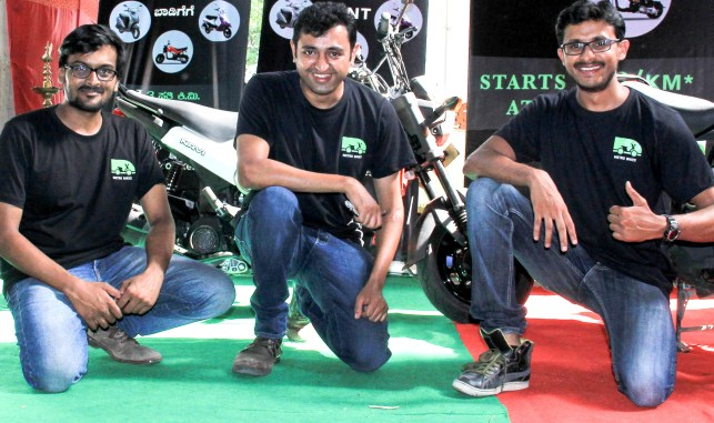 Sequoia India and Accel back on-demand scooter startup in .2M deal
