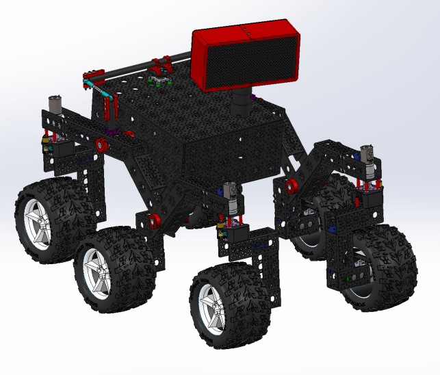 NASA's Open Source Rover lets you build your own planetary exploration platform