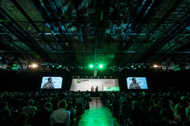 Watch Disrupt SF Day One LIVE right here!
