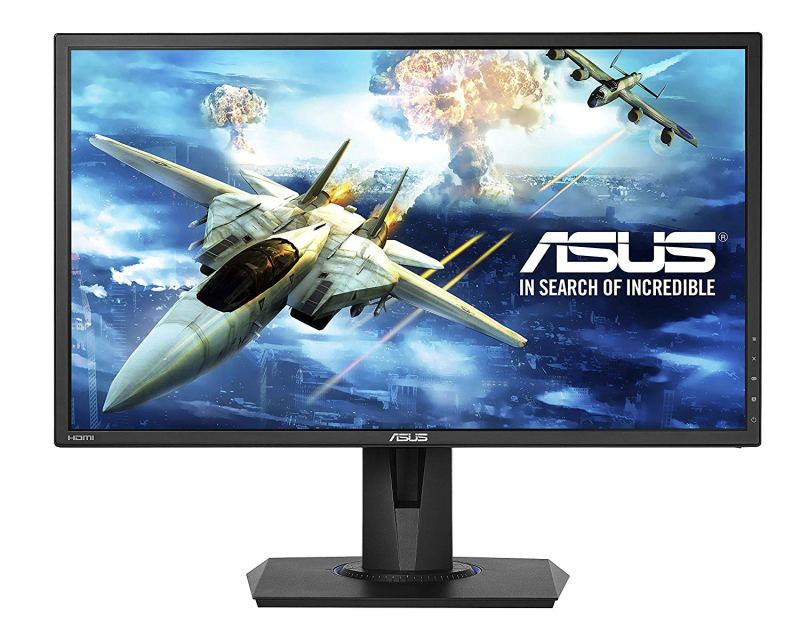"ASUS VG245H 24"" Full HD 1080p gaming monitor"