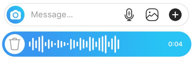 The Social Recap; week 50 - Instagram Voice Messaging