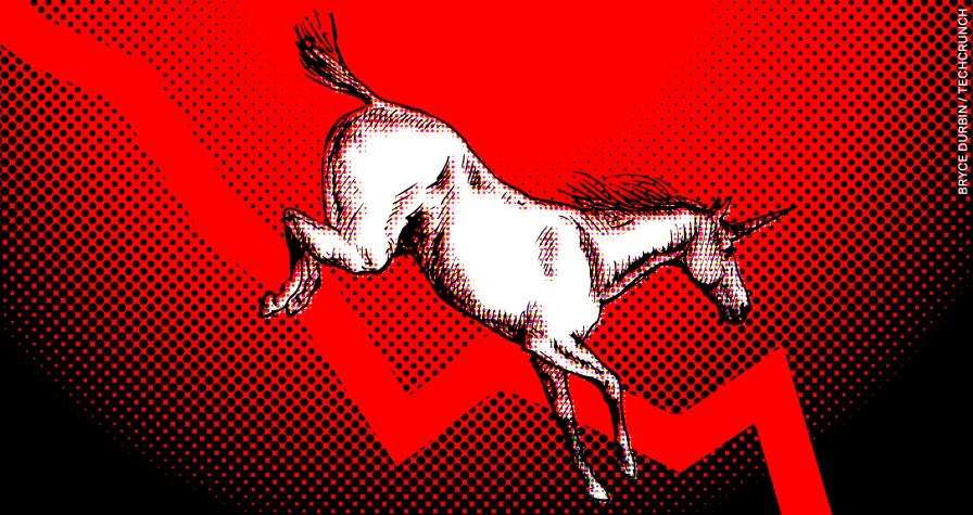 unicorn falling preview