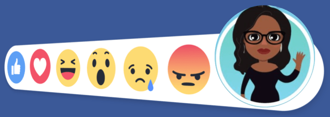Avatars have come a long way since Facebook's v1 prototype a year ago