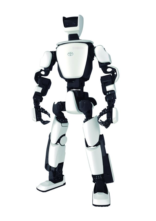 T HR3 Humanoid Robot Latest compressor