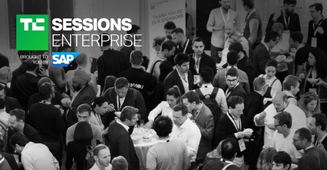 {focus_keyword} Attend TC Sessions: Enterprise and score a free pass to Disrupt SF 2019 TC SESSIONS SAP EVENT LOOK FB  SOCIAL V1B
