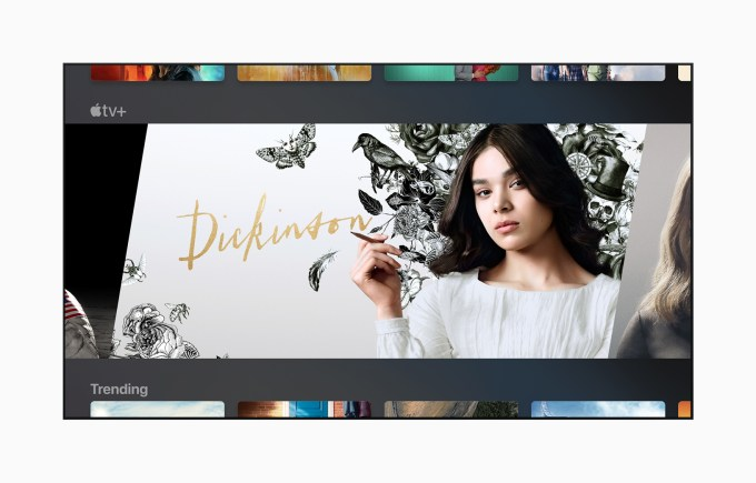 Apple tv plus tv app 091019