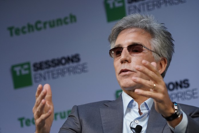 Conserving an Mission Behemoth on Direction with Bill McDermott SAPDSC00240