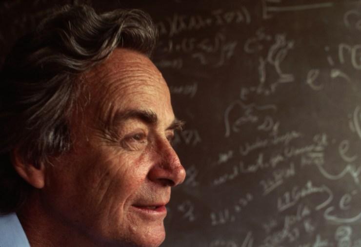 GettyImages feynman