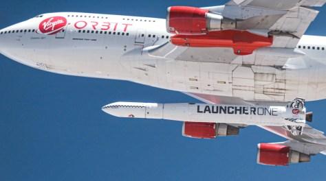 Virgin Orbit will go public through a $3.2B SPAC agreement