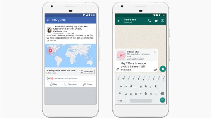 Facebook actualiza las herramientas de respuesta a crisis y agrega la integración de WhatsApp - TechCrunch 2